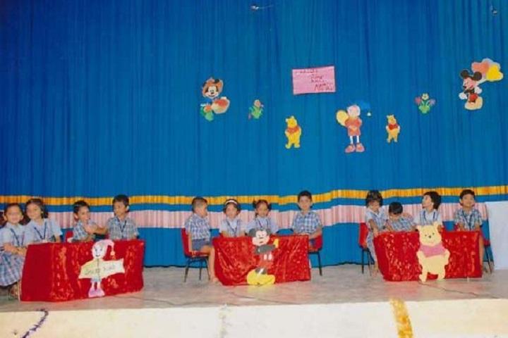 Sri Vidya Mandhir School-KG