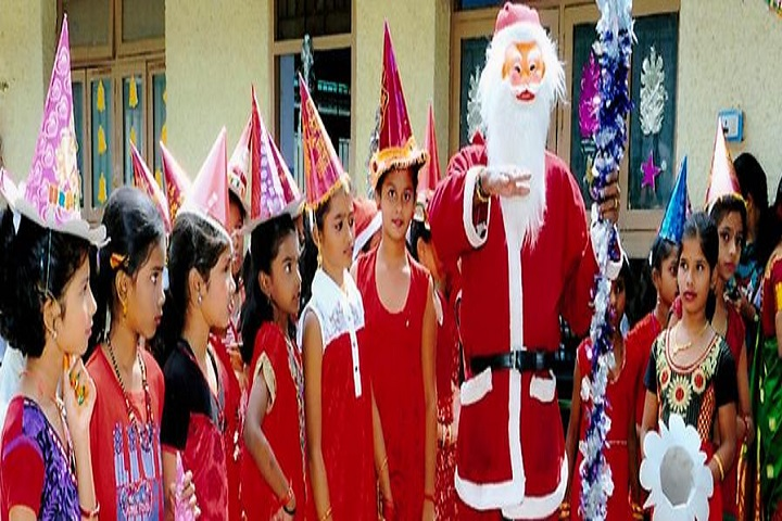 Sri Vidya Mandhir School-Xmas