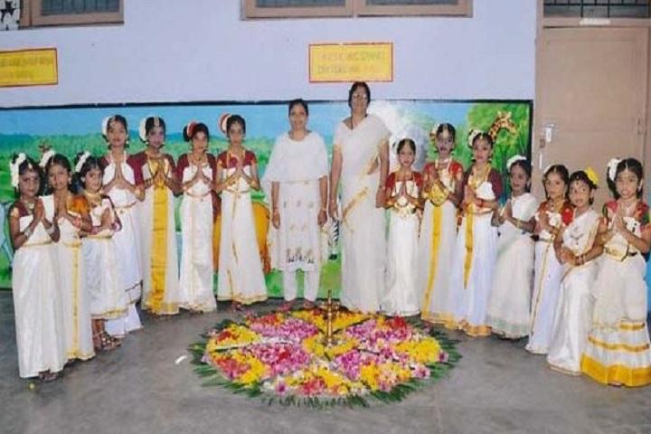 Sri Vidya Mandhir School-cultural fest