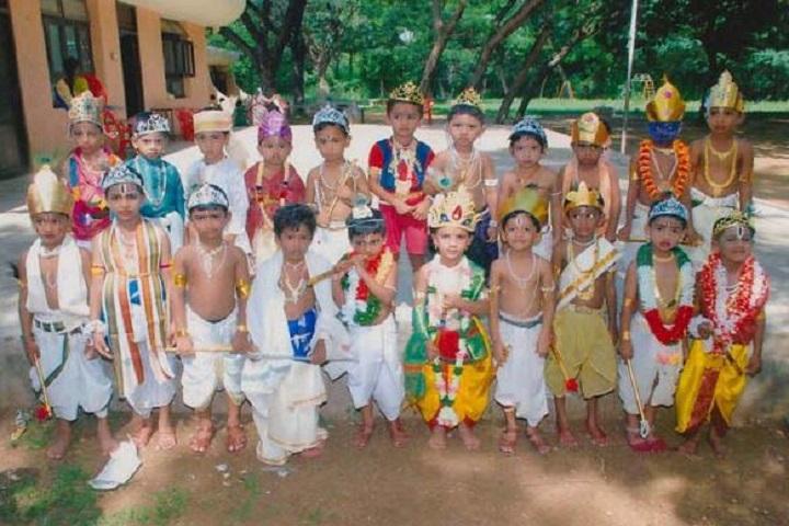 Sri Vidya Mandhir School-cultural fest1