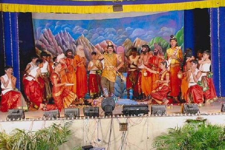 Sri Vidya Mandhir School-dance