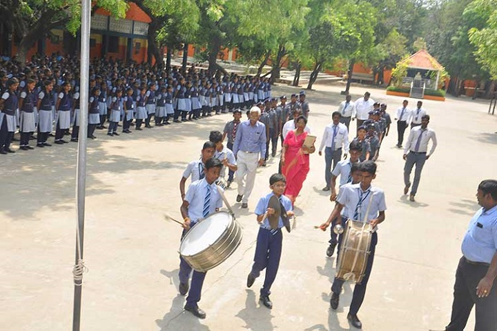 Sri Vidya Mandir Secondary School-Band