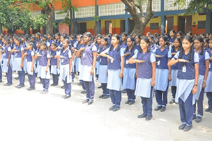 Sri Vidya Mandir Secondary School-Students