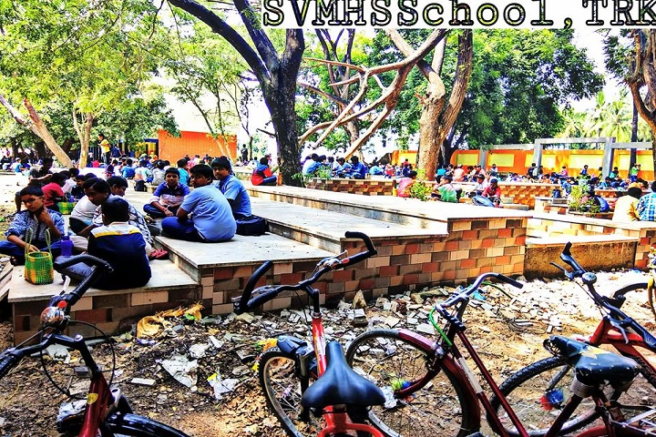 Sri Vidya Mandir Secondary School-Inner View
