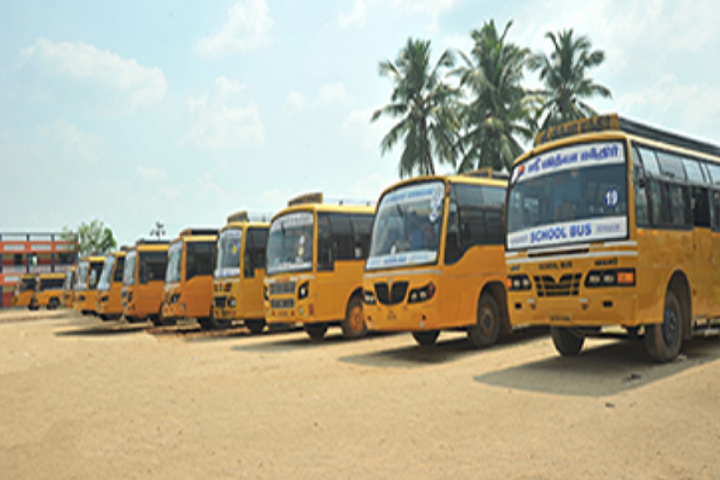 Sri Vidya Mandir Secondary School-Transport
