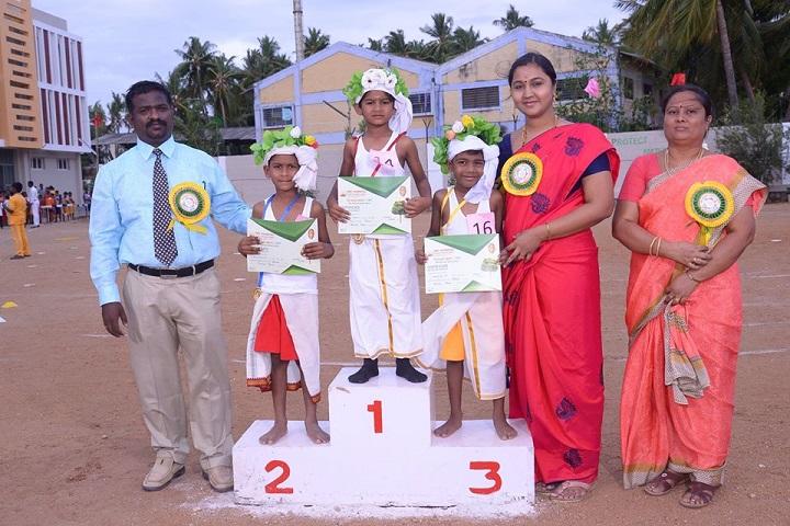Sri Vignesh Public School-awards