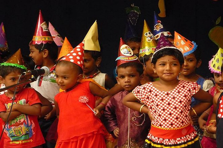 Sri Vignesh Public School-kg fest