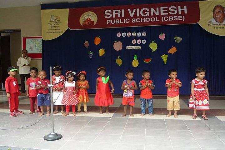 Sri Vignesh Public School-kg fest1