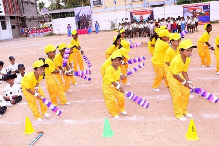 Sri Vignesh Public School-sports