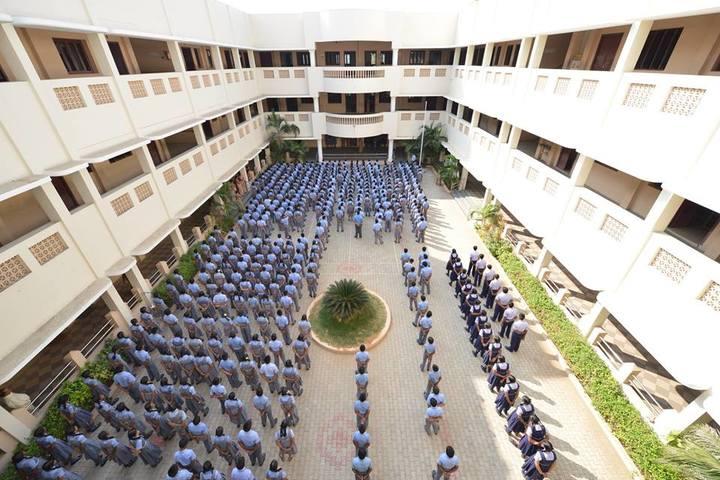 Sri Vignesh Vidyalaya School-Assembly
