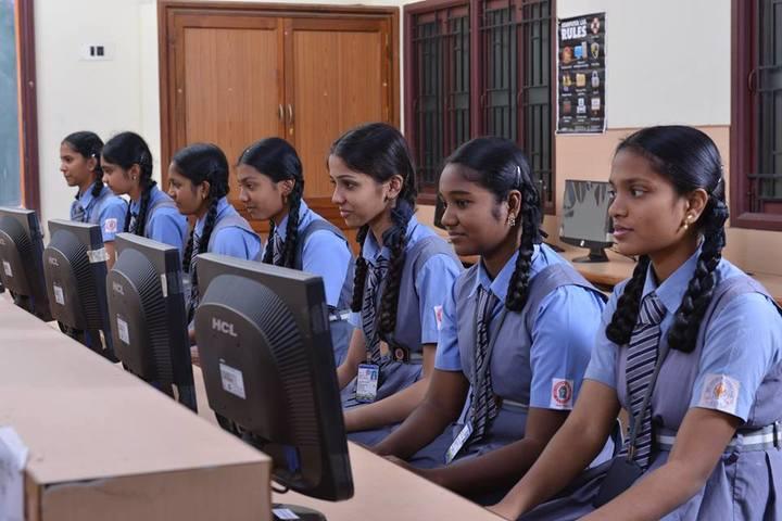 Sri Vignesh Vidyalaya School-Computer Lab