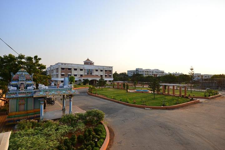 Sri Vignesh Vidyalaya School-School Campus