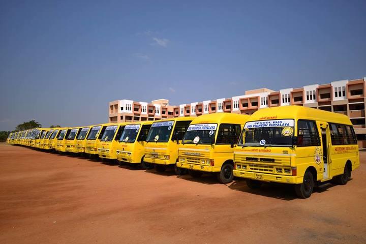 Sri Vignesh Vidyalaya School-School Transport