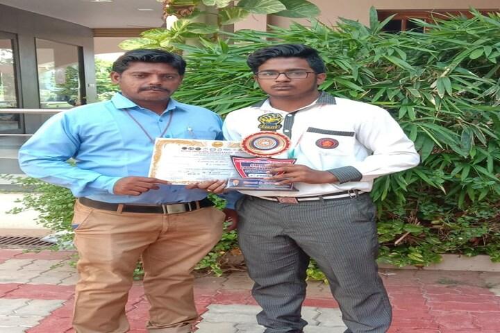 Sri Vignesh Vidyalaya School-Achievement