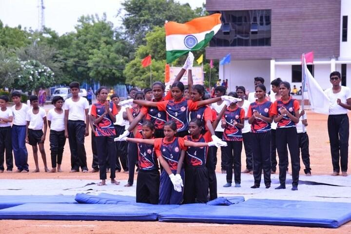 Sri Vignesh Vidyalaya School-Independence Day Celebrations