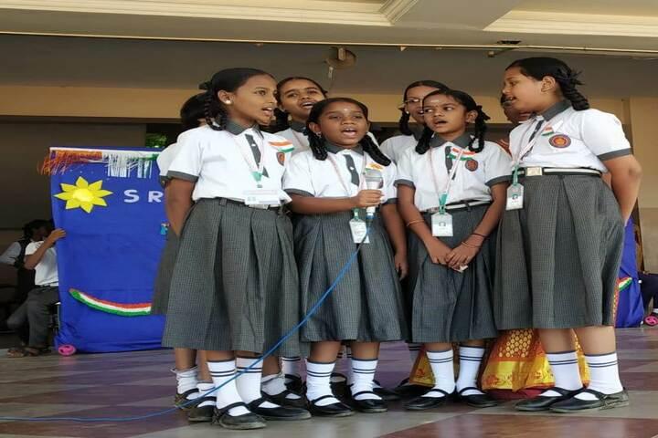 Sri Vignesh Vidyalaya School-Singing