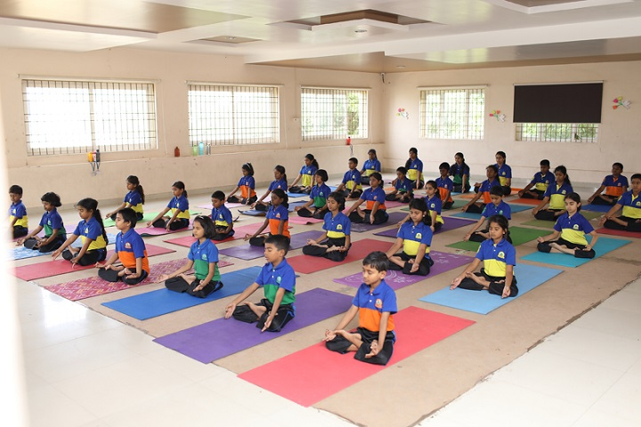 Sri Vijay Vidyashram-Yoga
