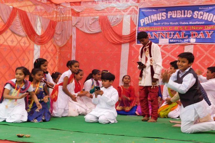 Primus Public School-Role Play