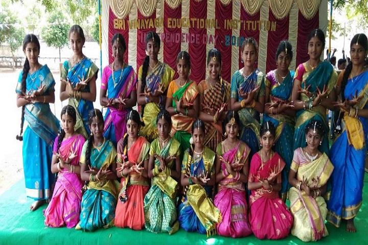 Sri Vinayaga International School-Staff