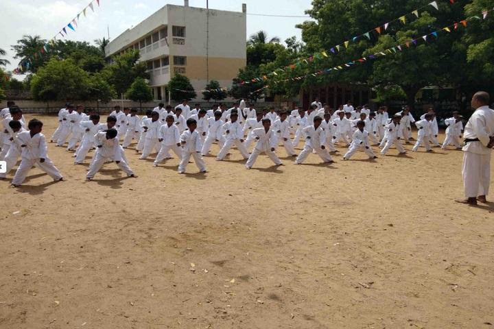 Sri Vinayaga International School-Play Ground