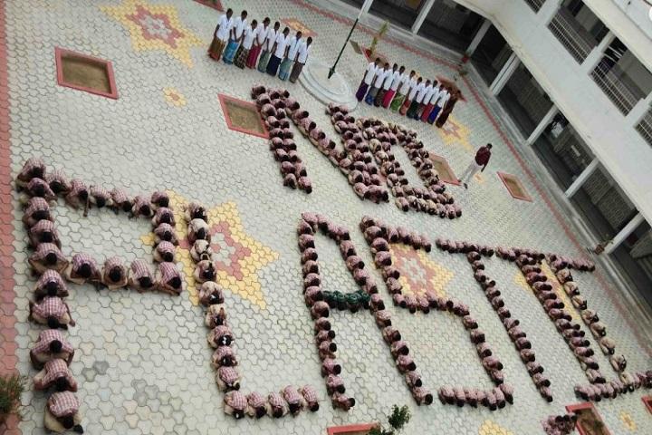 Sri Vinayaga International School-Activity