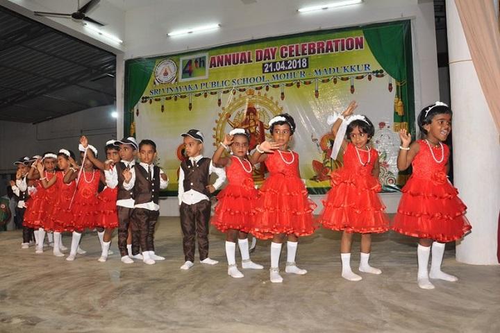 Sri Vinaya Public School-Annual day