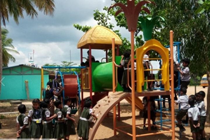 Sri Vinaya Public School-KG playground