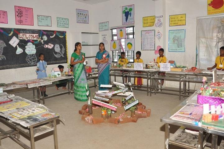Sri Vinaya Public School-activity