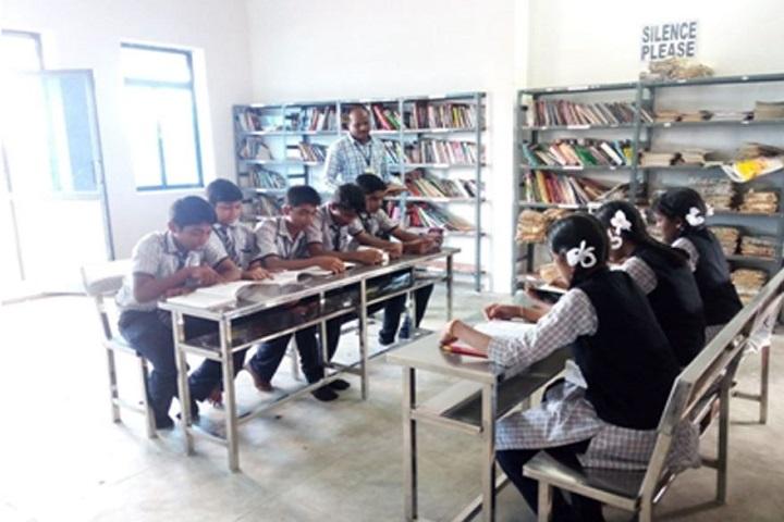 Sri Vinaya Public School-library