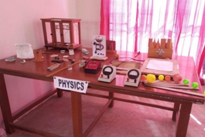 Sri Vinaya Public School-physics lab