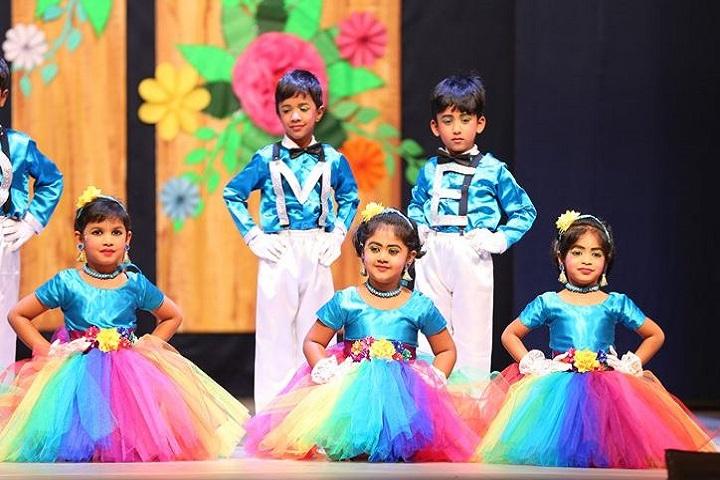 Srimathi Sundaravalli Memorial School-Dance