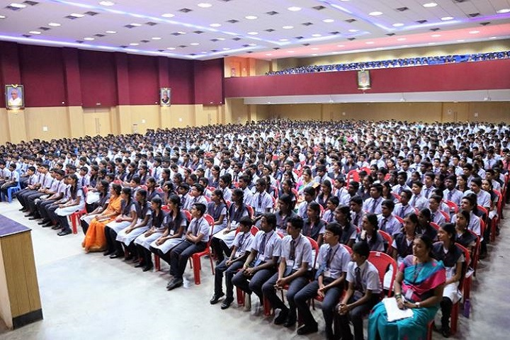 Srimathi Sundaravalli Memorial School-Sports Day