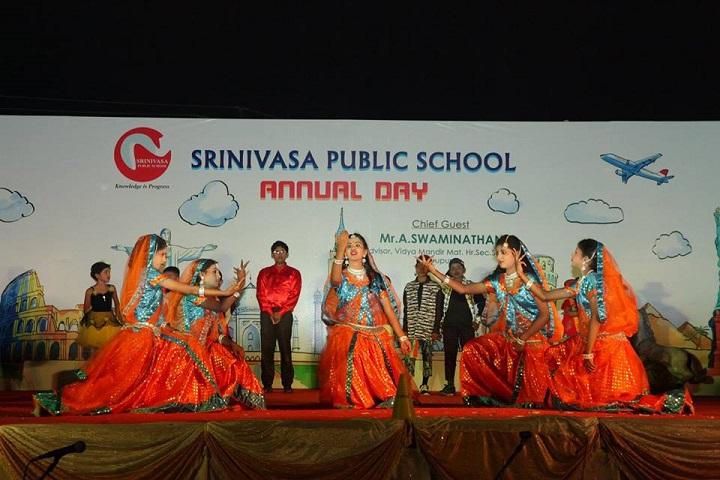 SRINIVASA PUBLIC SCHOOL-annual day
