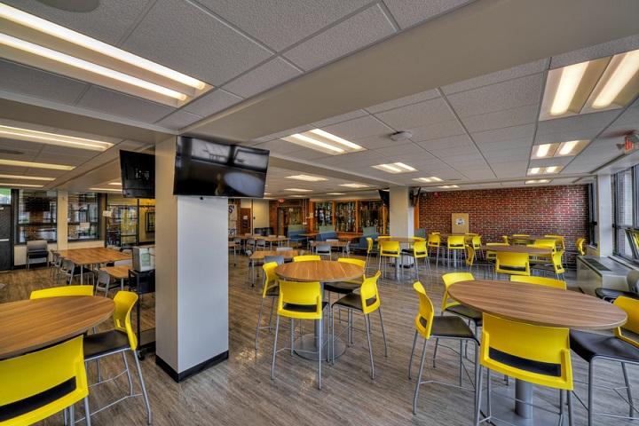 SRINIVASA PUBLIC SCHOOL-cafeteria