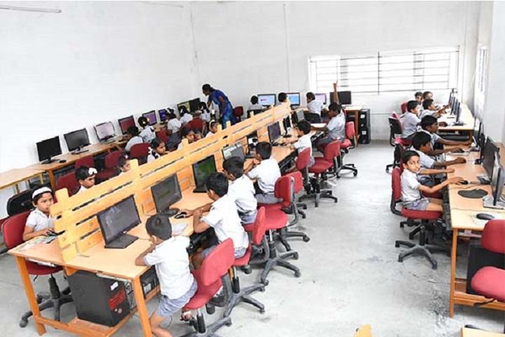 SRINIVASA PUBLIC SCHOOL-computer lab