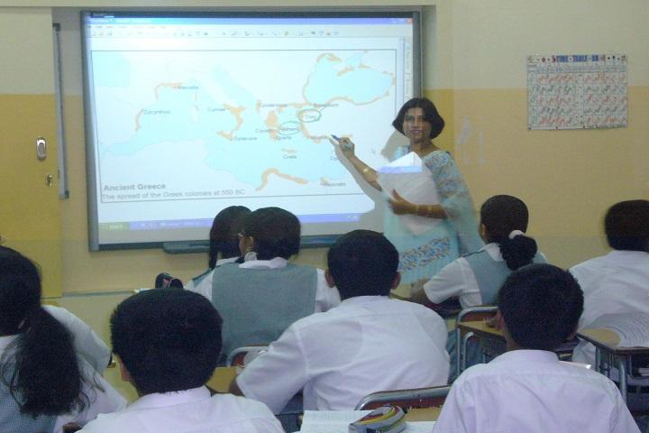 SRINIVASA PUBLIC SCHOOL-smart class
