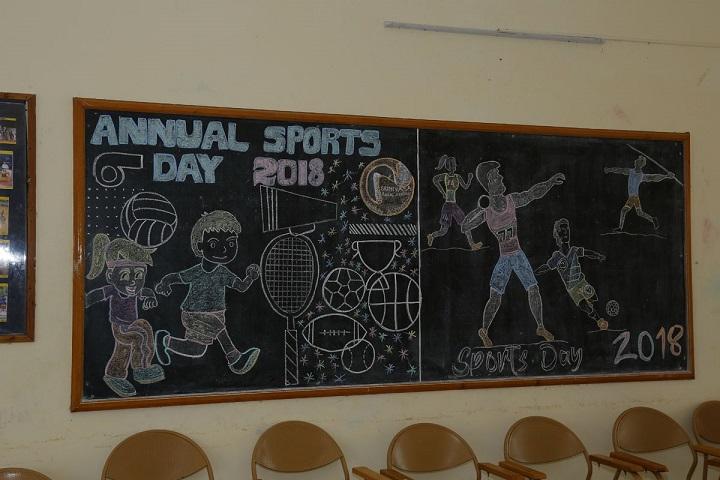 SRINIVASA PUBLIC SCHOOL-sports day