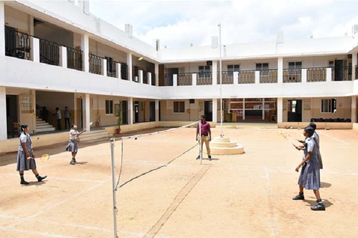 SRINIVASA PUBLIC SCHOOL-sports