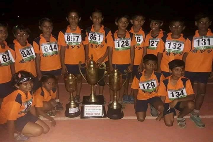 Sri Vageesha Vidhyashram-sports day