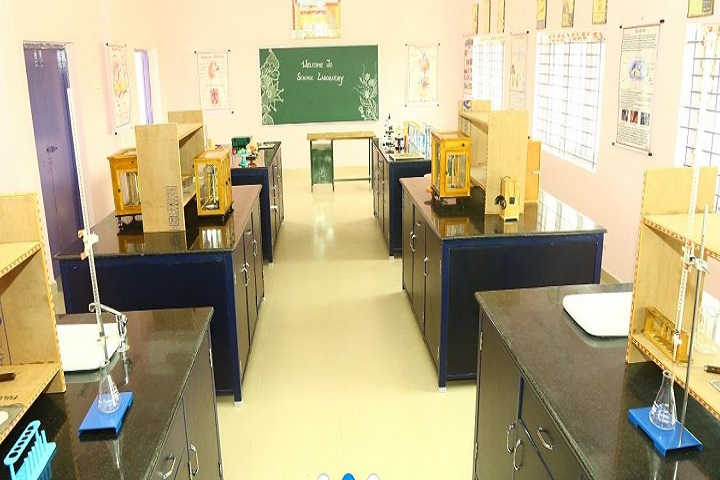 SRK INTERNATIONAL SCHOOL-science lab