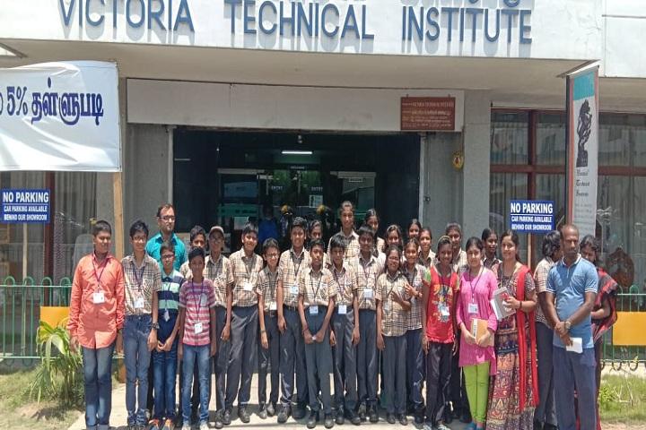 SRM Public School-Field Trip