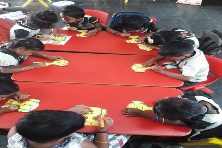 SRM Public School-Activities
