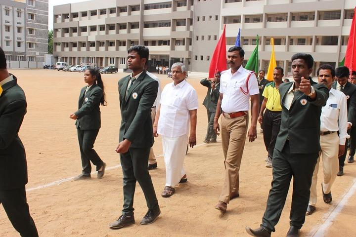 SRM Public School-Investiture Ceremony