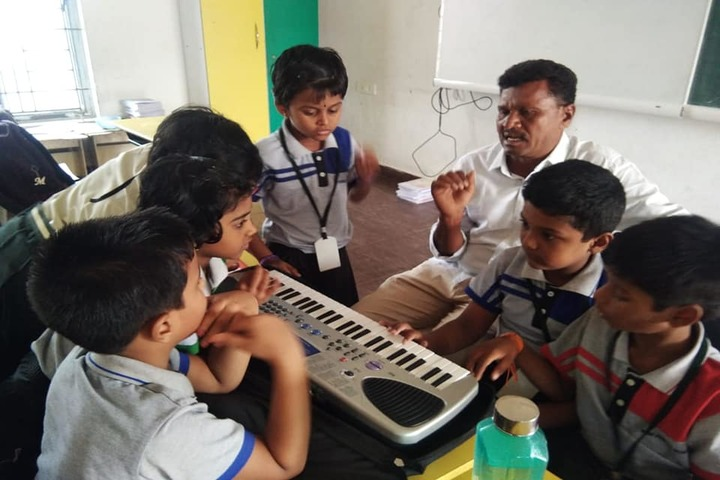 SRM Public School-Music