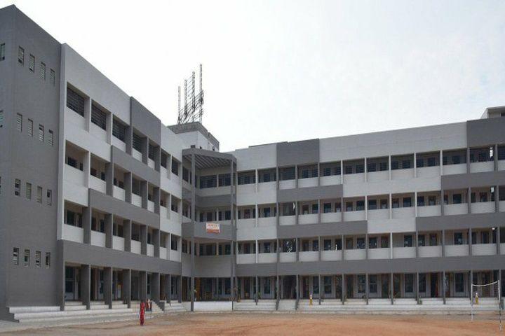 SRM Public School-School Campus