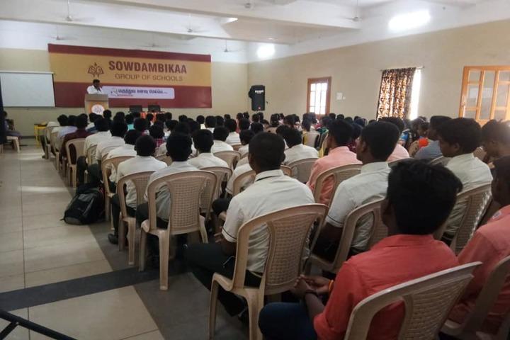 SRM Public School-Seminar