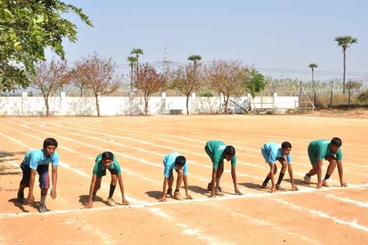 Srri SPK Senior Secondary School-Sports