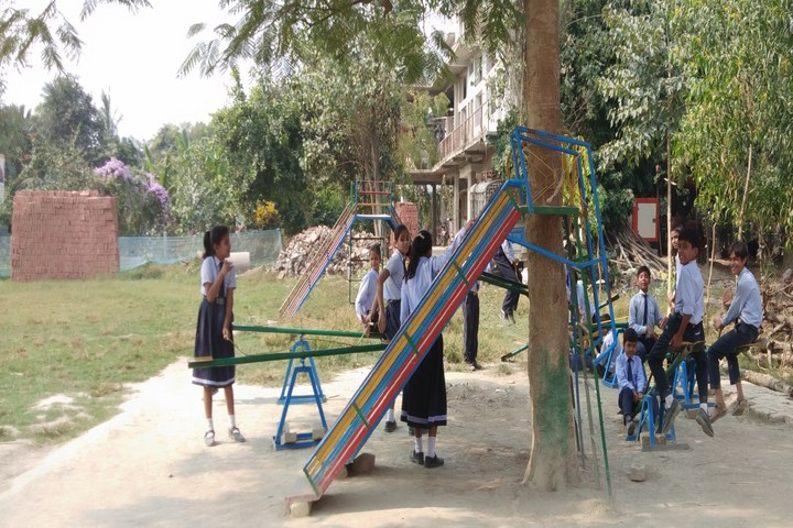 Pristine Children High School-Play Area