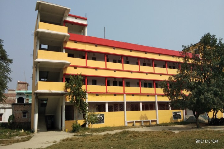 Pristine Children High School-School Building