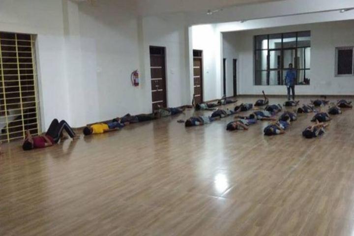 SSM Academy- Yoga
